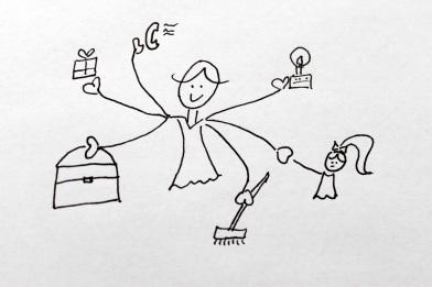 Alltag entschleunigen, Stress, Frau und Beruf, Kind und Karriere, Silke Mekat